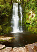 Mclean Falls, New Zealand — Stock Photo