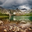 Mountain lake — Stockfoto #1703373