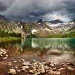 Mountain lake — Stock Photo #1703373
