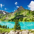 Mountain lake — Stock Photo #1704471
