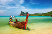 Tropical beach Thailand — Stock Photo