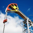 Oil pump jack — Stock fotografie #1720068