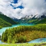 Mountain lake — Stock Photo #2298659