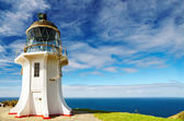 Cape Reinga Lighthouse, New Zealand — Stock Photo