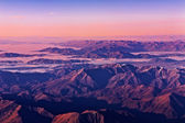 Southern Alps, New Zealand — Stock Photo