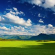 Mountain landscape - Stockfoto