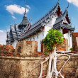 Sanphet Prasat Palace, Thailand — Stock Photo #2516670