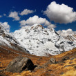 Annapurna South, Himalaya, Nepal — Stock Photo