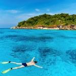 Snorkeling — Stock Photo #2547708