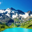 Mountain lake — Stock Photo #2547775