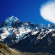 Mount Cook, New Zealand - Stock Photo