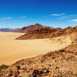 Stock Photo: Namib Desert