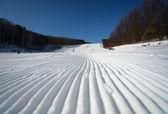 Ski winter resort — Stock Photo