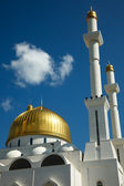 Mosque. Islam center. Astana, capital of Kazakhstan Republic. — Stock Photo