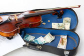 Cost of Music — Stock Photo