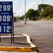 High gas prices — Stock Photo #1582300