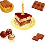 Chocolate — Stock Vector #1689340