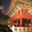 Stock Photo: Koretemple at night lighting