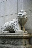 東洋の彫刻 — ストック写真