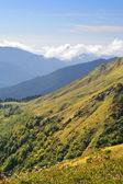 Mountain's landscape in Sochi — Stok fotoğraf