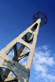 Communication tower — Zdjęcie stockowe