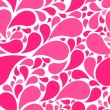 Stock Photo: Cute paisley seamless background
