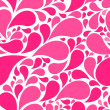 图库照片: Cute paisley seamless background