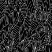 Black seamless background — Stock Photo