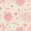 Seamless floral background — Foto de stock #1856363