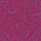 Swirl seamless abstract background — Stock Photo