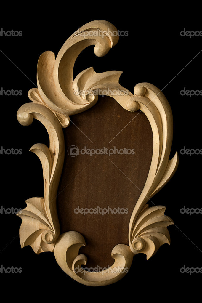 Vintage rustic frame — Stock Photo #2441500