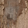 Old paint on wood — Stock Photo