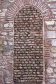 Antique old wall — Stock Photo