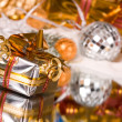Gifts christmas — Stock Photo