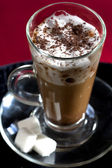 Cappuccino, — Stock Photo