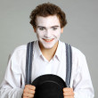 Mime — Stock Photo
