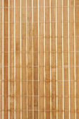 Serviette from a bamboo — Stock Photo
