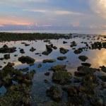 Sunrise on Bali island — Stock Photo #1618593