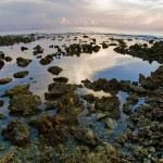 Sunrise on Bali island — Stock Photo #1618604