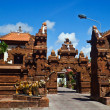 Stock Photo: Architectureof Bali