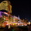 Stock Photo: Night illumination of Bangkok