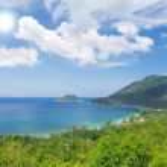 Beautiful ko tao island. Thailand — Stock Photo