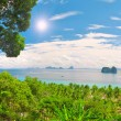 Tropical landscape — Stock Photo #1615970