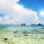 Beautiful tropical sea — Stock Photo #1616868