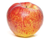 Big red fresh apple — Stock Photo