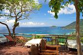 Viewpoint on koh tao island, thailand — Stock Photo