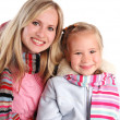 Mother with daughter — Stock Photo #1842331