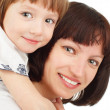 Mother with daughter — Stock Photo #2541353