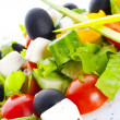Greek Salad — Stock Photo #2082613