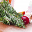 Stock Photo: Fresh rosemary